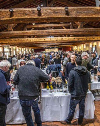Wine Fair 2020 Saporta, Millésime Bio, Wine Paris