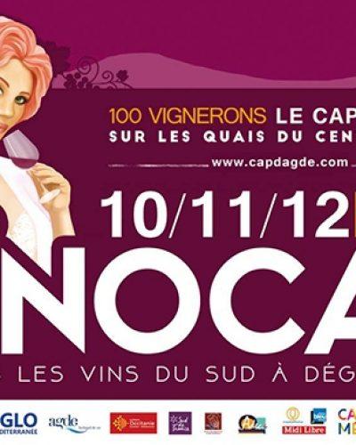 VinoCap 2018 – Le salon des vins en plein air au Cap d'Agde